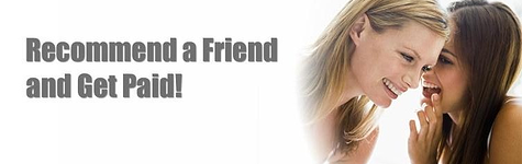 Earn When You Refer-a-Friend