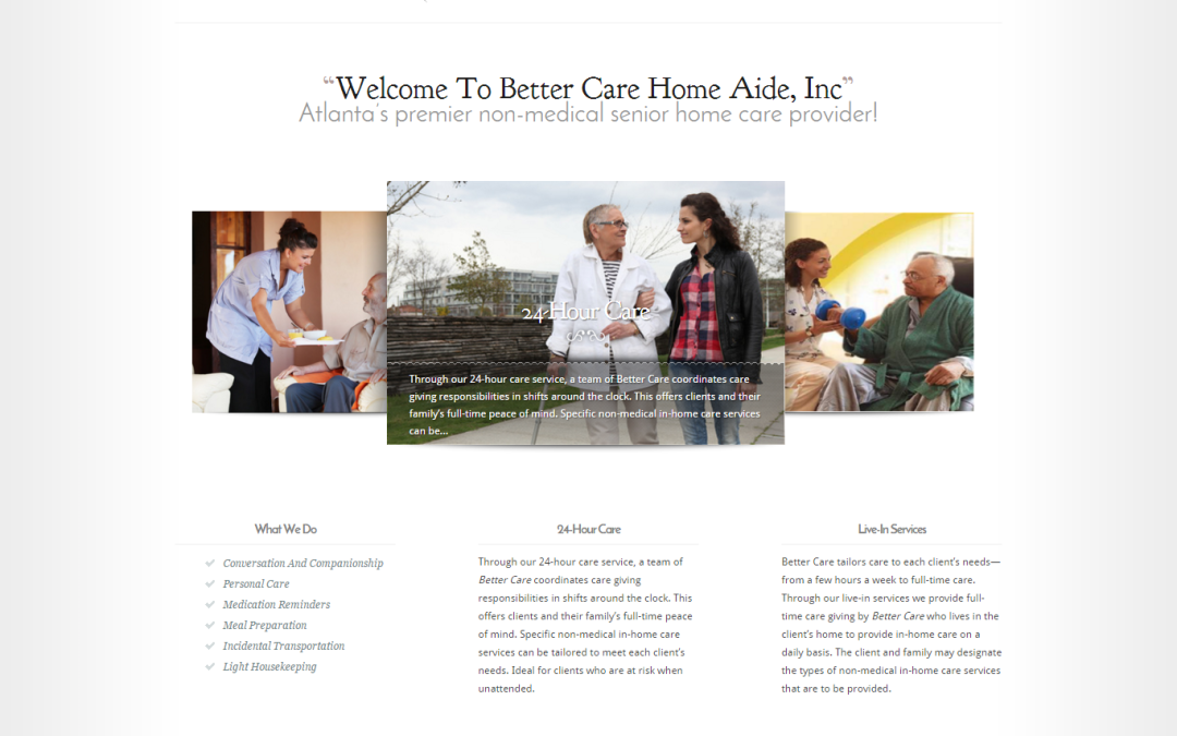 Better Care Home Aide, Inc