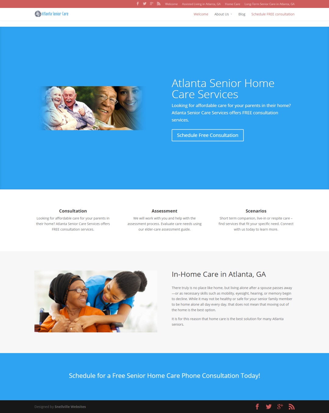 Atlanta Senior Care Services