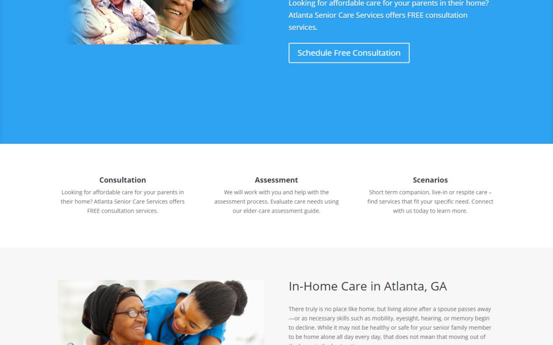 Atlanta Senior Care Services