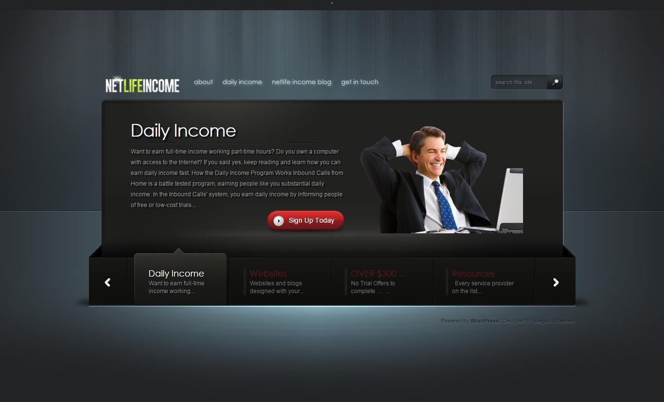 Netlife Income