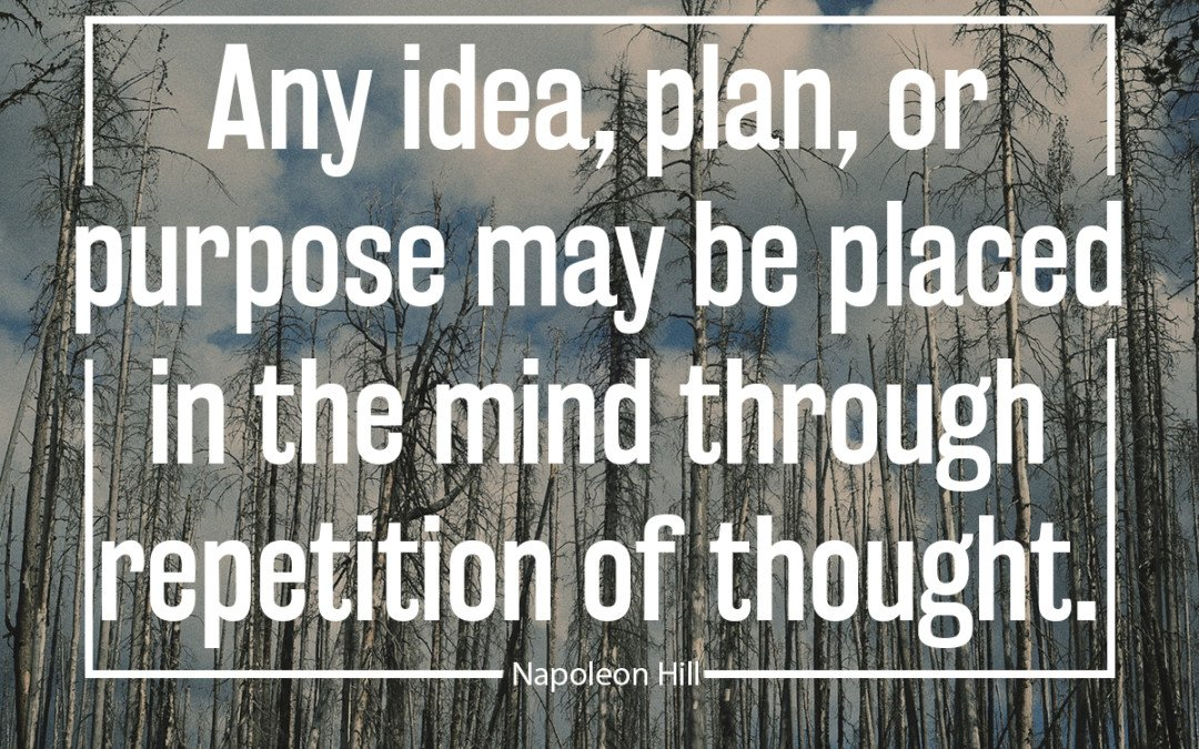 Any idea, plan, or purpose…
