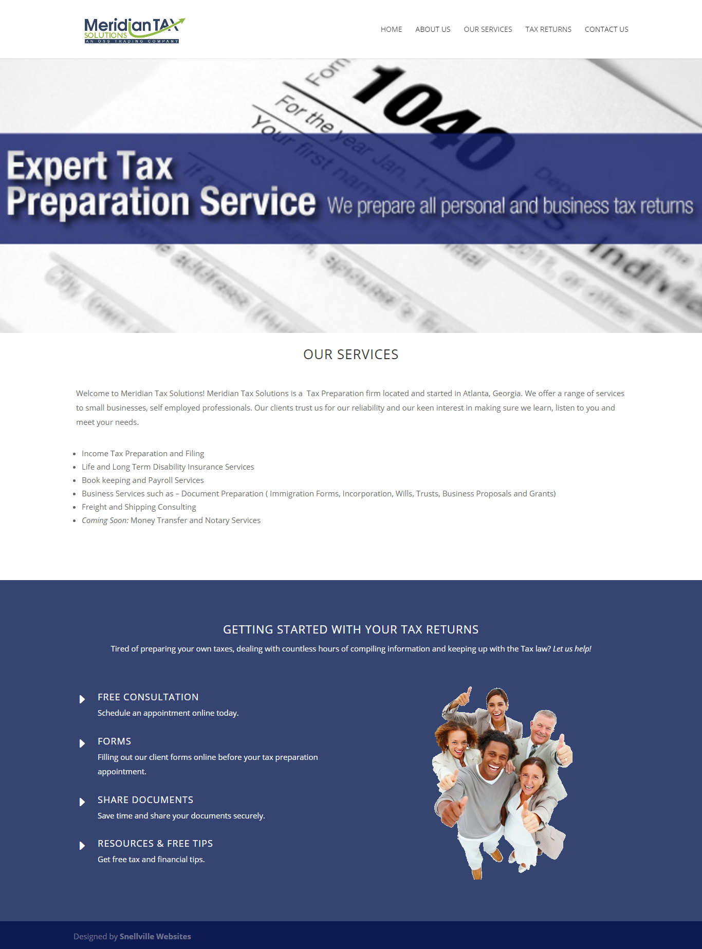 Meridian Tax Solutions