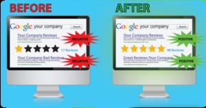 managing customer reviews