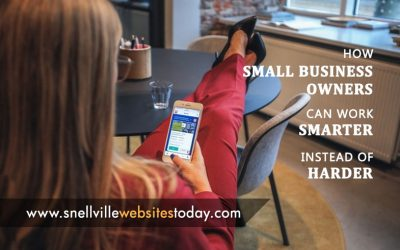 How Small Business Owners Can Work Smarter Instead of Harder